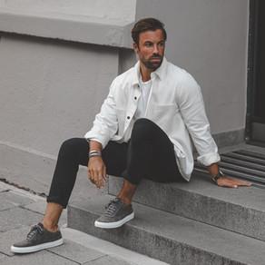 Mein eigener Sneaker mit Monaco Duck