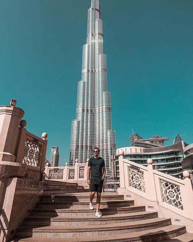 Dubai Mall Burj Khalifa