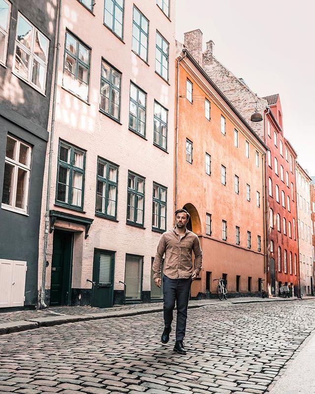 Markstraede Kopenhagen Dänemark
