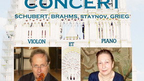 BOJIDAR BRATOEV ET VALENTINA GYULEVA / Concert