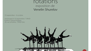 VENELIN SHURELOV / ROTATIONS