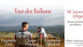 Tour des Balkans / CONCERT