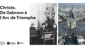 Christo. De Gabrovo à l'Arc de Triomphe