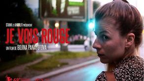 JE VOIS ROUGE / BOJINA PANAYOTOVA