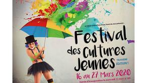 30 mins de GERRY /FESTIVAL DE CULTURES JEUNES