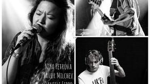 NIYA PETROVA/FEBBO/MILCHEV / Festival Jazzycolors