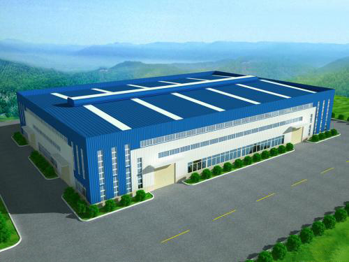 Eugera Industries II Steel Construction