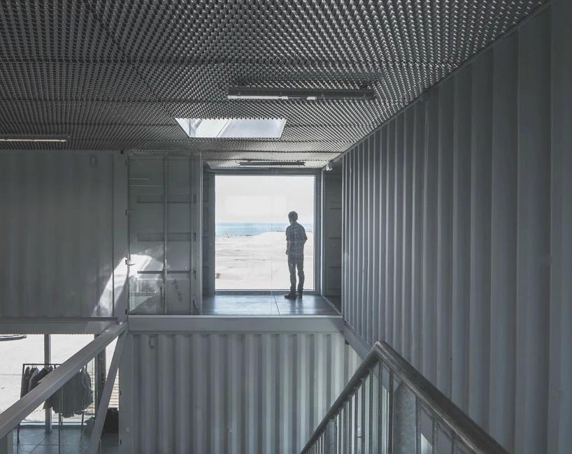 Modulare Gebäude und Stahlhallen