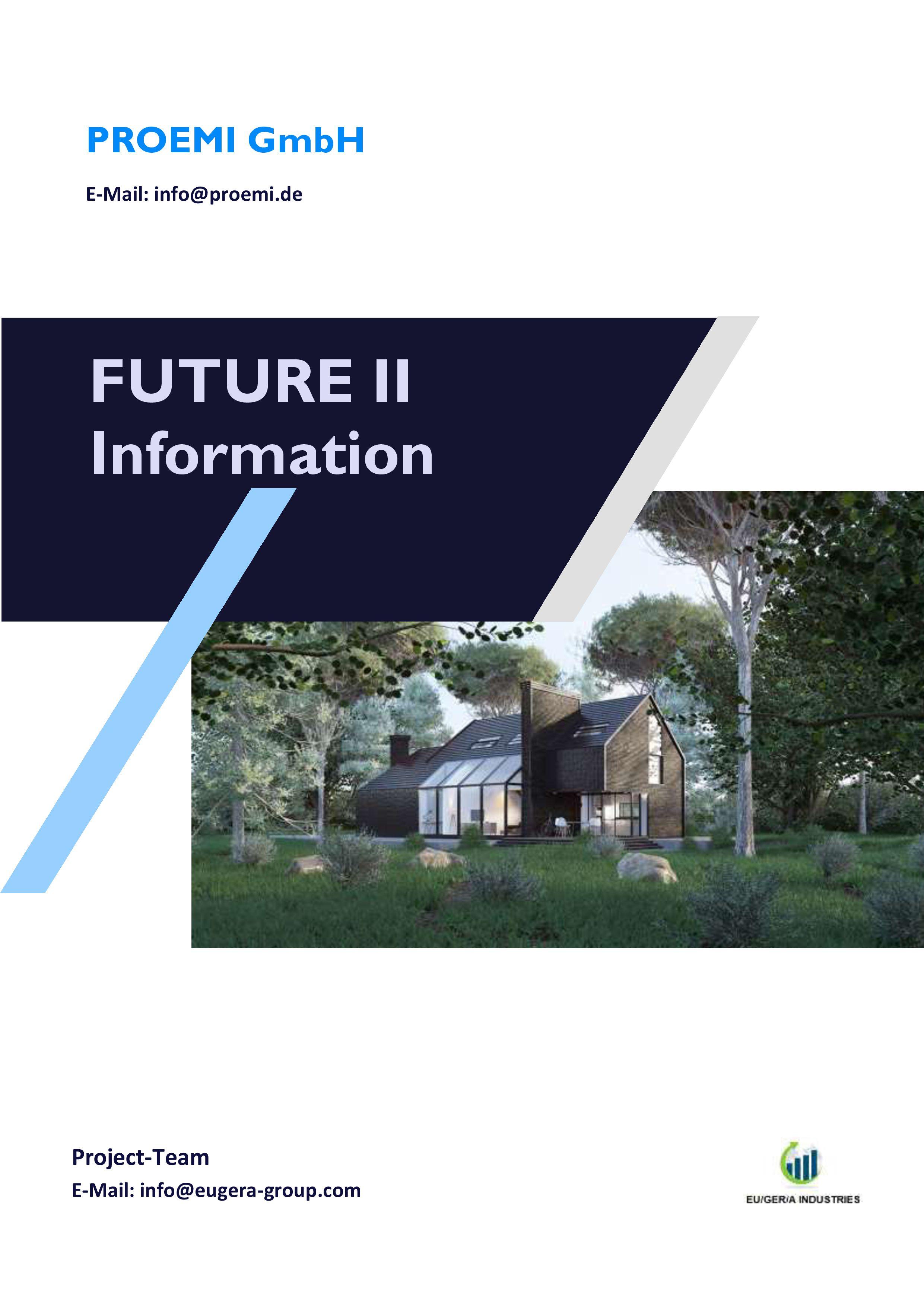 Information zum Future II -. Ausbau_01