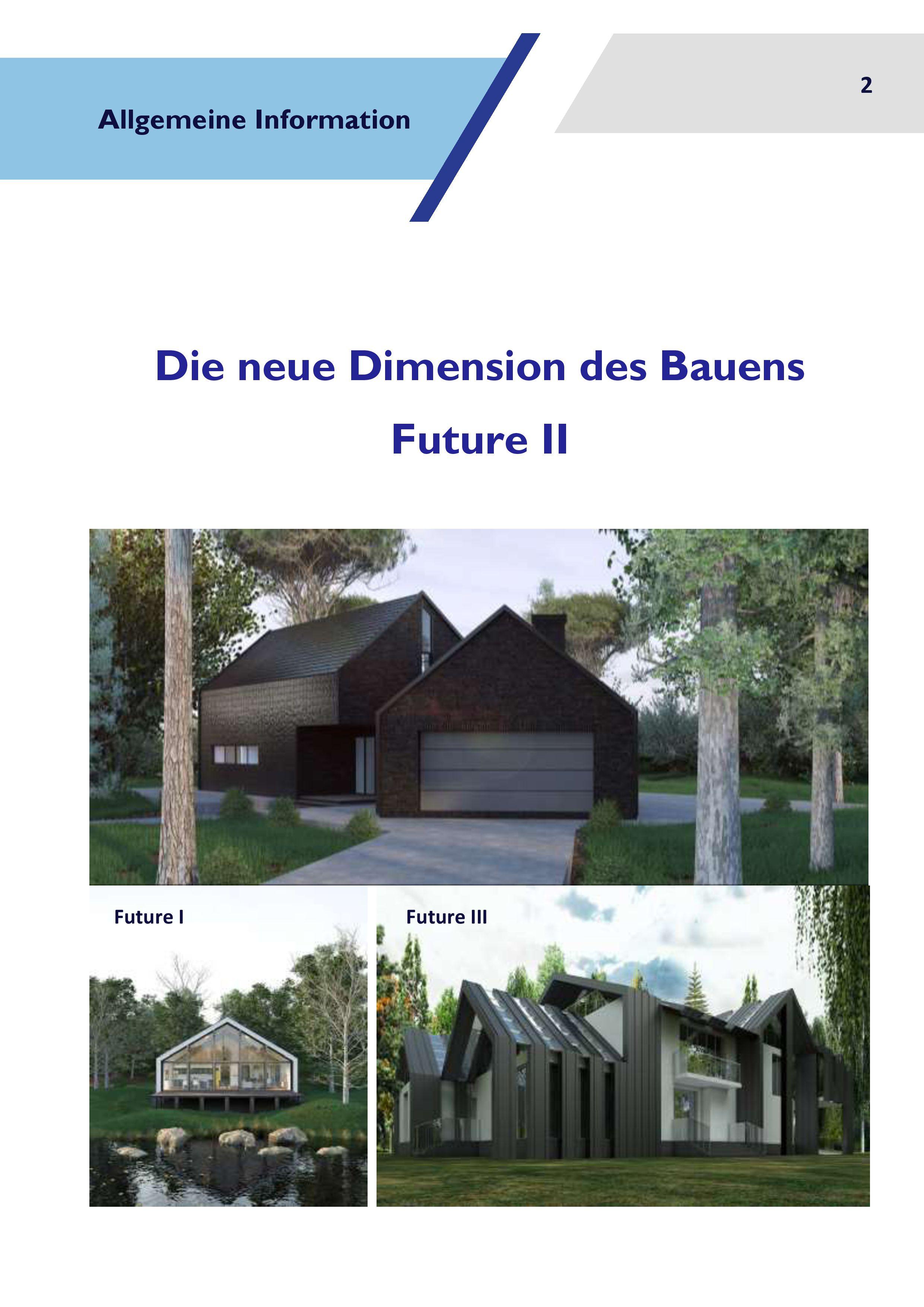 Information zum Future II -. Ausbau_03