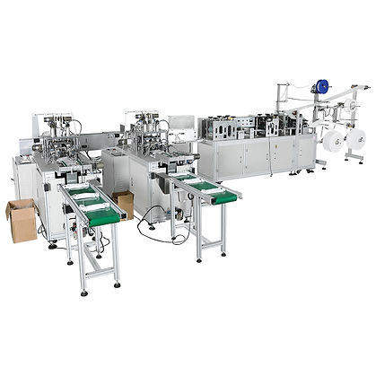 Eugera Group Machinery for face masks (4