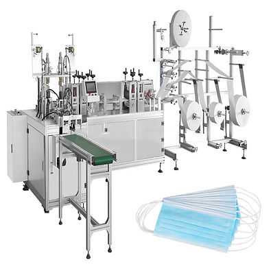 Eugera Group Machinery for face masks (5