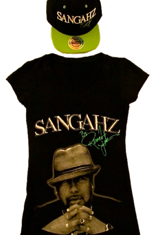 Sangahz Signature Edition Shirt