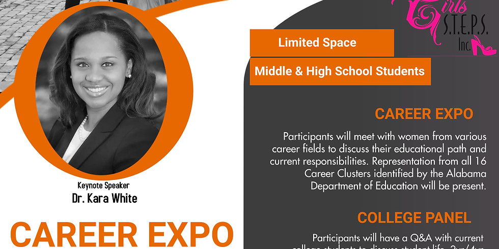 Career Expo & Luncheon-Girl Edition