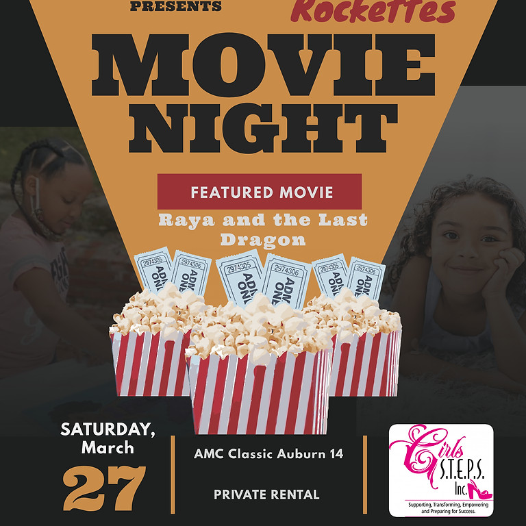 Little Rockettes Girls Night Out