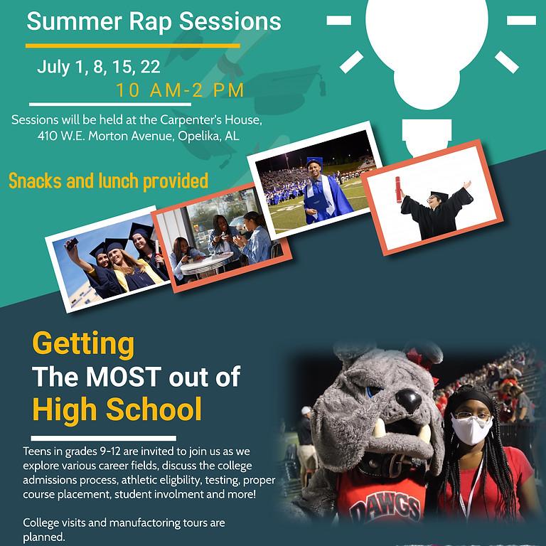 Summer Camp- High School
