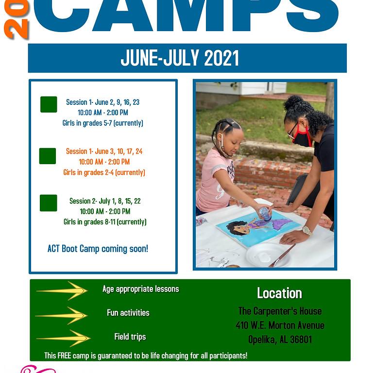 Summer Camp Grades 2-4