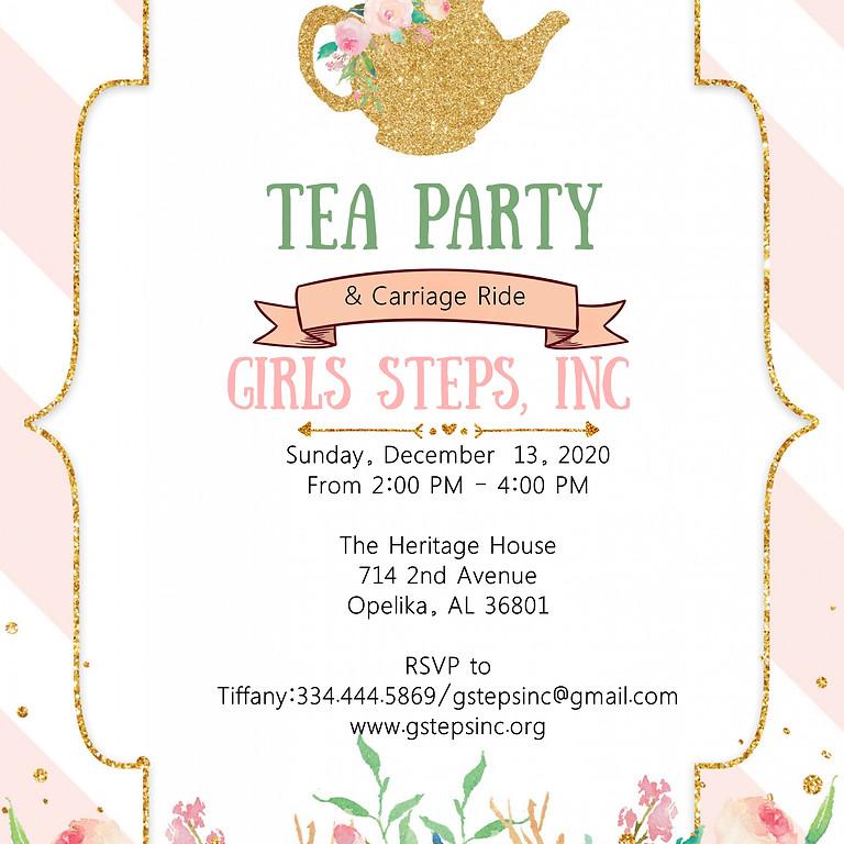 Winter Wonderland Tea Party