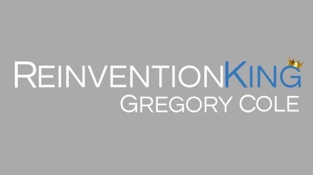 ReinventionKing by Gregory Cole - Empowerment and Wellness Guru
