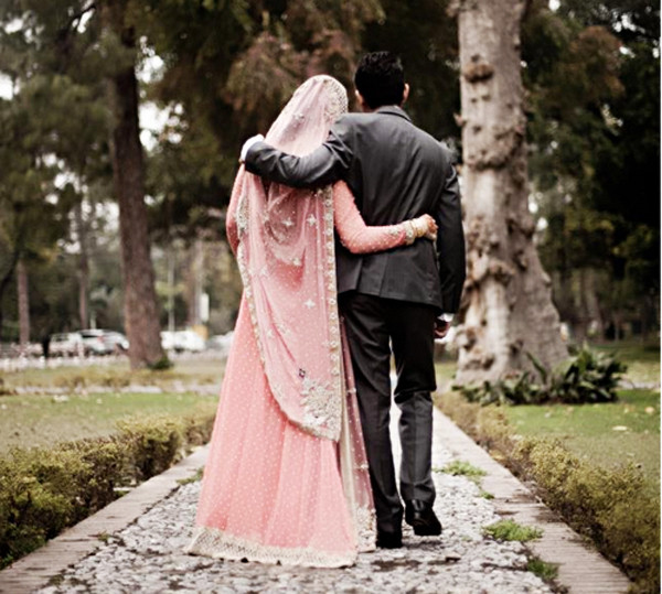 Marriage romance in islam after Love and