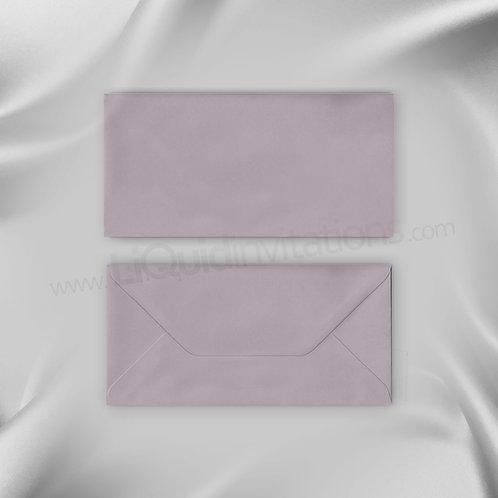 Lilac DL Invitation Style Envelope