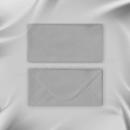 DL Invitation Style Envelope - White