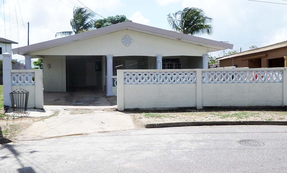 *RENTED* 3 Bedroom House - Arima | TPRS-6005044 (SOLD)