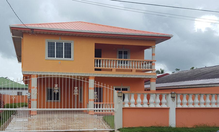 Chaguanas, Longdenville - 4 Bedroom - $2.5m ono