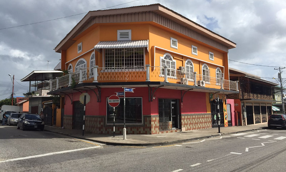 Woodbrook, Port-of-Spain