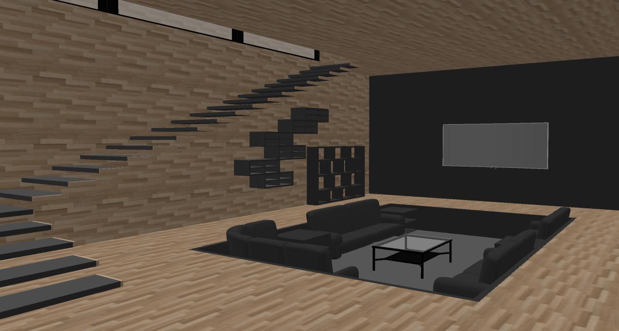 La foret de beton- Lounge