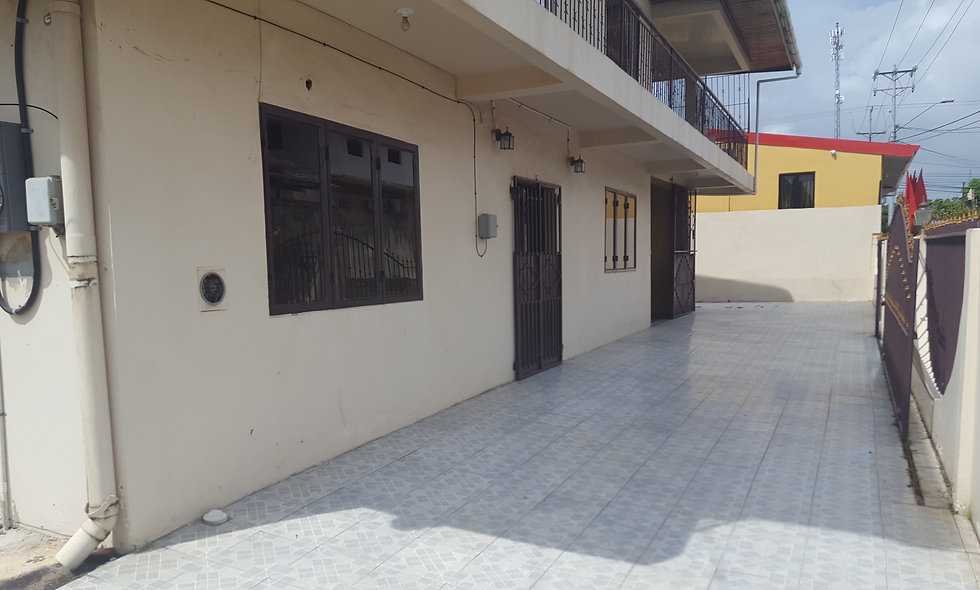 *RENTED* 2 Bedroom Apartment - Longdenville $3,000