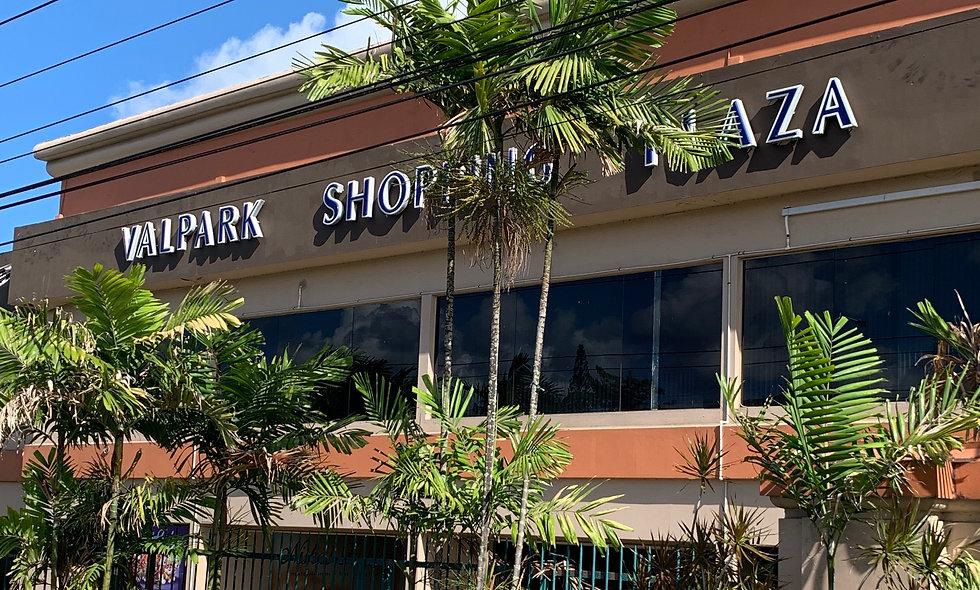 Valpark Shopping Plaza