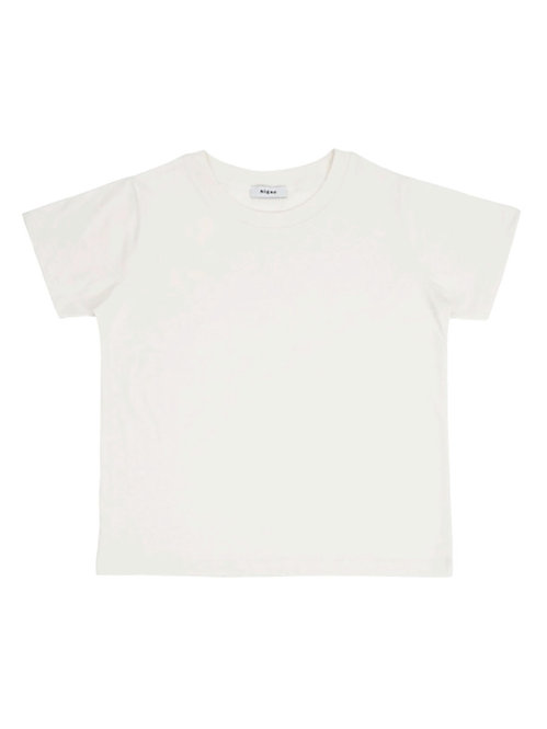 BY SIGNE    June T-shirt Oyster
