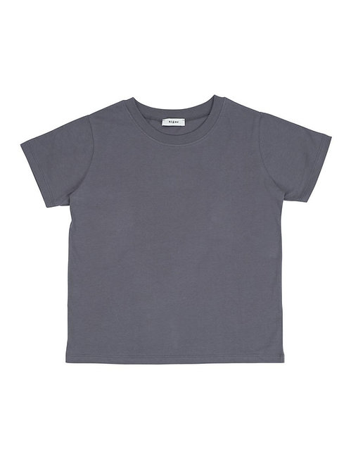 BY SIGNE    June T-shirt Onyx
