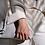 Thumbnail: FOLKLORE |  Money Bag Pearl Grey