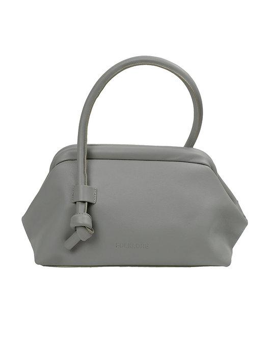 FOLKLORE |  Money Bag Pearl Grey