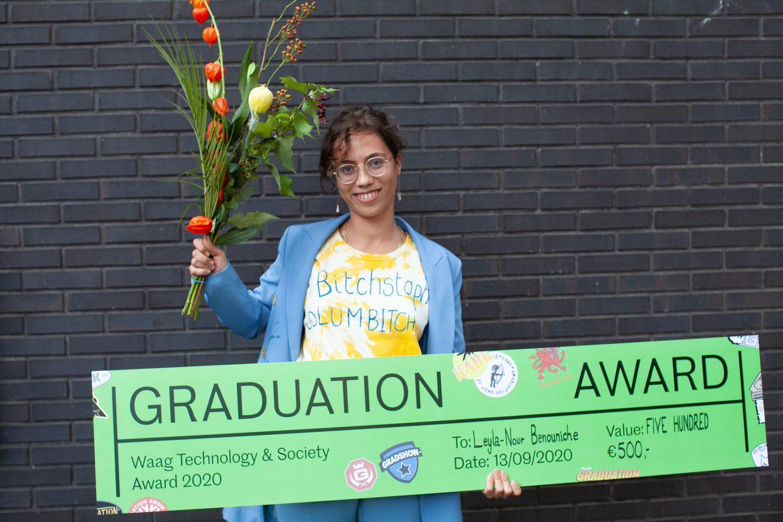 Waag Technology and Society Award 2020