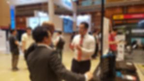 뉴로핏 AI 엑스포 2018 참가