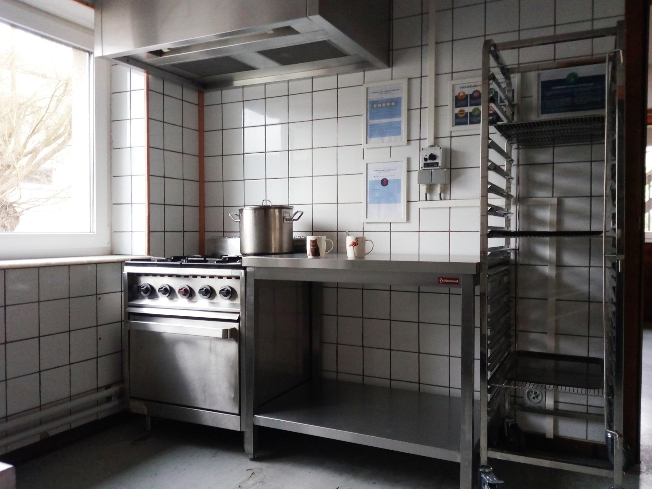 Cuisine équipée - Bât. Adenauer