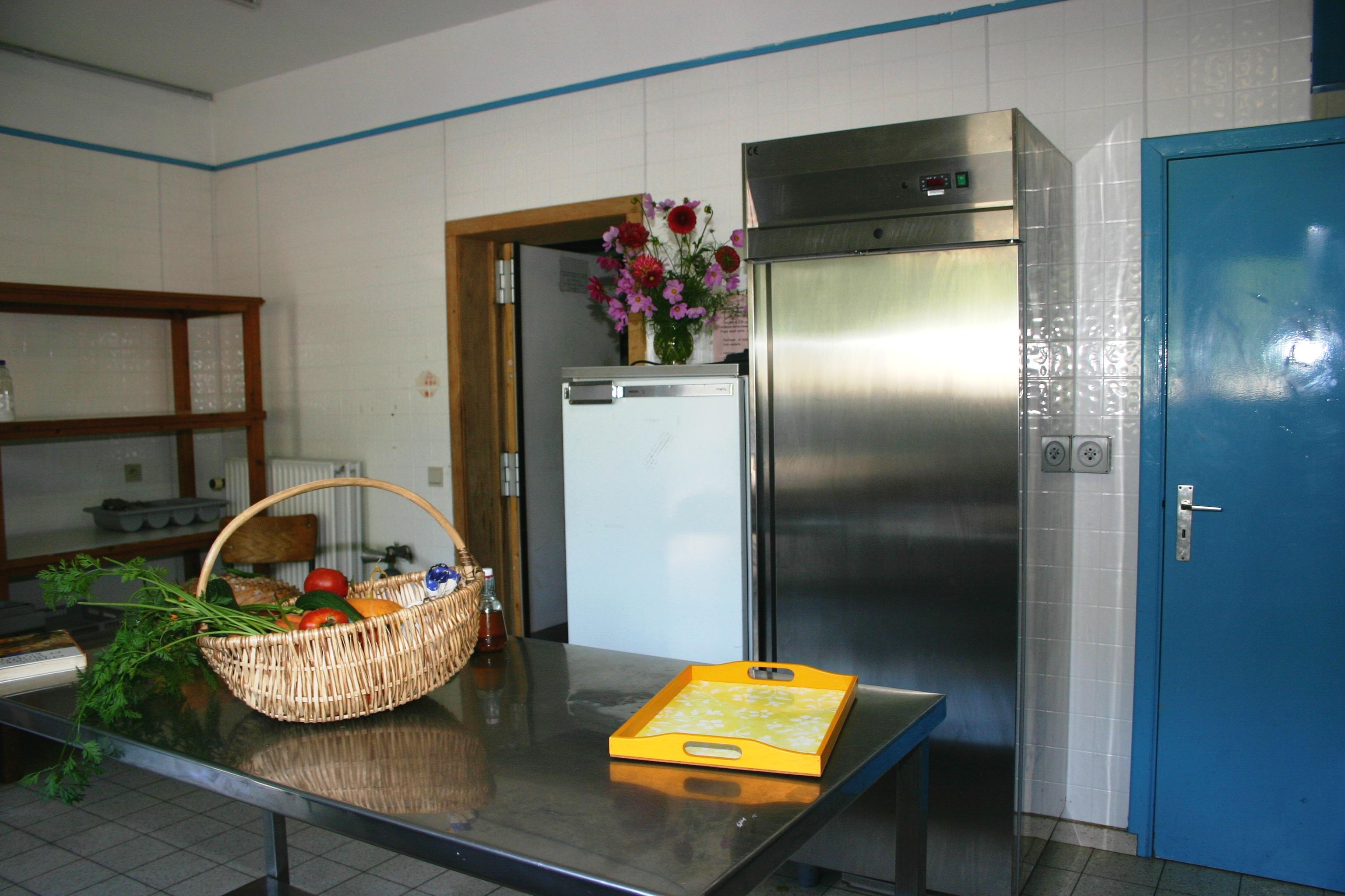 Frigo - chambre froide - lave vaisse
