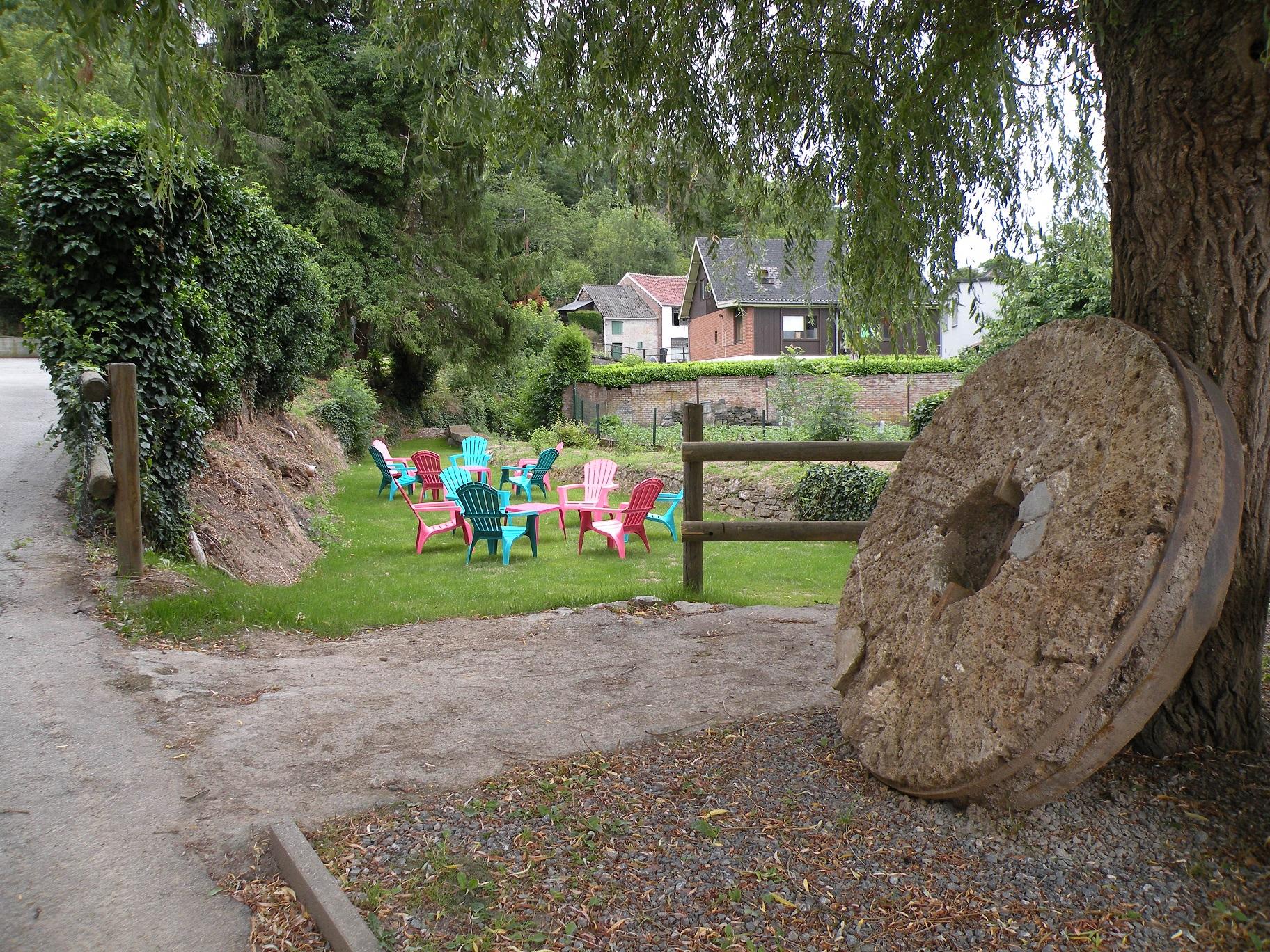 L'étang du moulin-zen
