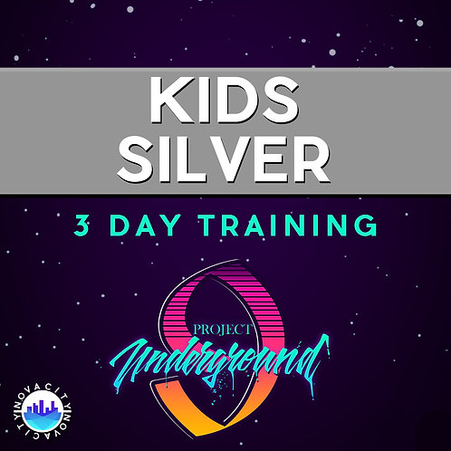 PU9 Kids Silver