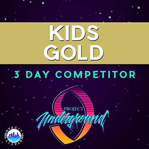 PU9 Kids Gold