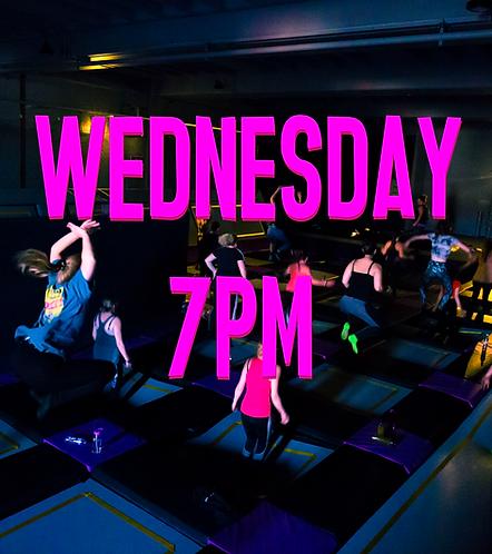 Wednesday Fitness Class