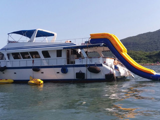 Planning a Family Boat Trip  - Tips For Yacht Charter With Kids in Hong Kong