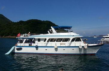 boat rental hong kong