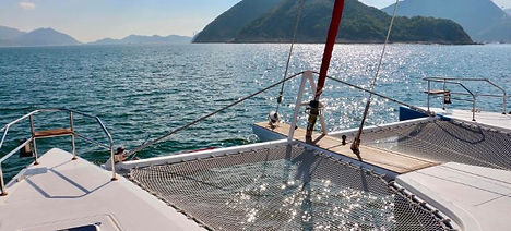 Sunreef catamaran charter Hong Kong 7.jp