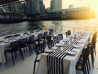 Top 5 Unique Boats for Charter in Hong Kong
