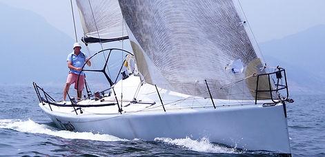 sailing hong kong