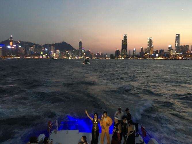 Wedding reception Hong Kong